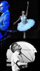 K. Vaiginis Quartet ir D. Kikoski: Baletas Džiaze