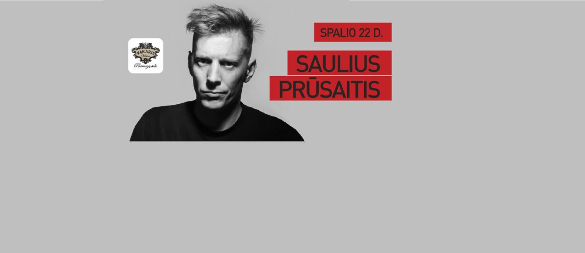 Saulius Prūsaitis su grupe