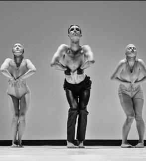 Kaunas Dance Theatre & panta Rei.GODOS