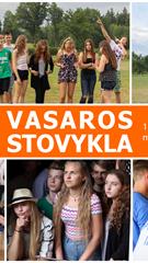 Kito varianto vasaros stovykla jaunimui