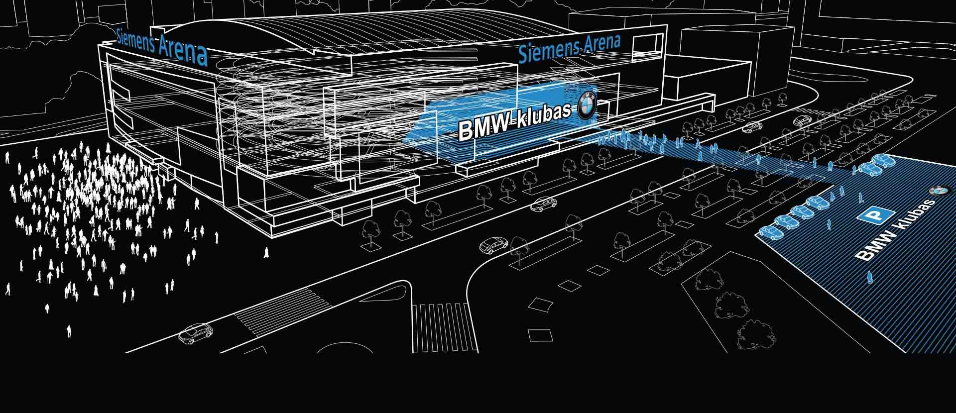 2016/2017 sezono BMW klubo krepšinio narystė