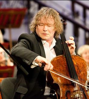 Alexander Kniazev: Violončelės magija