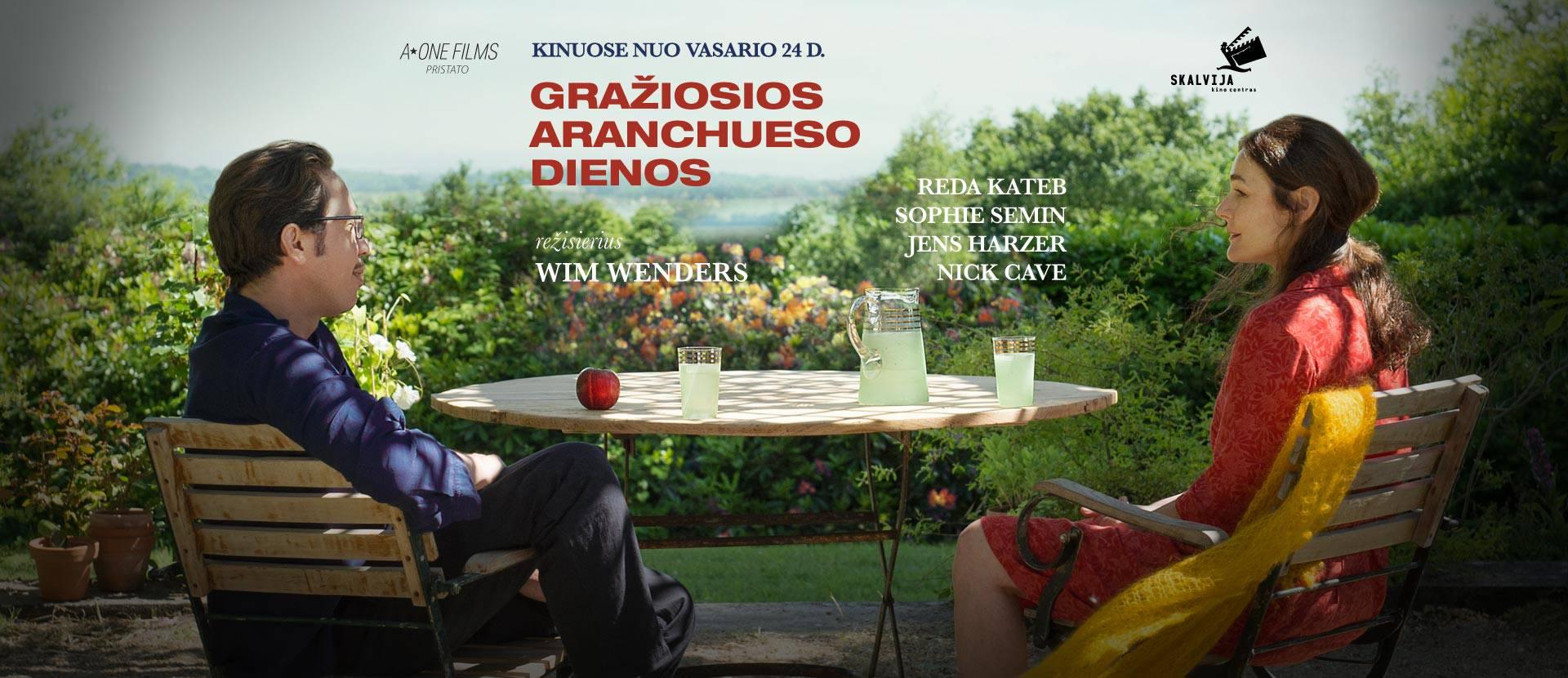 Gražiosios Aranchueso dienos (Skalvija)