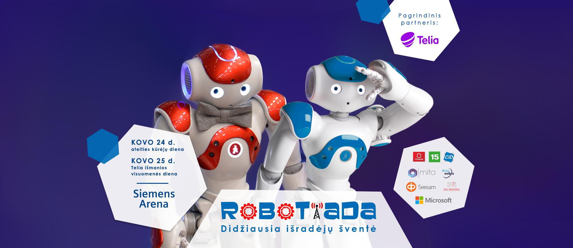 Robotiada 2017