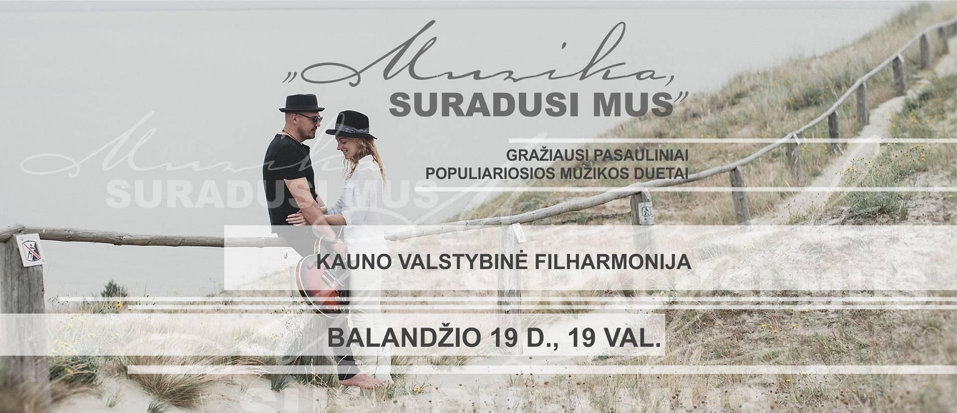 """R.Difartas ir A.Difartė: """"Gražiausi duetai"""""""