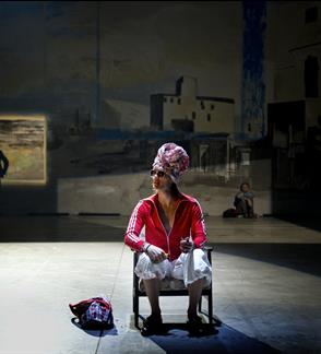 """Nowy Teatr (Lenkija) """"Apokalipsė"""" / Tarptautinis teatro festivalis """"TheATRIUM"""""""