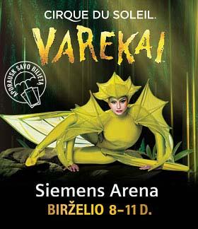 CDS Varekai