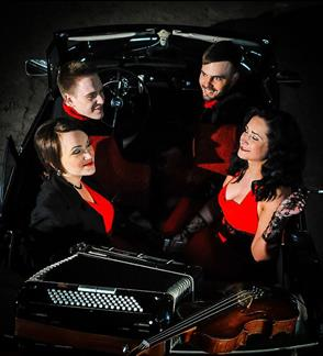 XXII Pažaislio muzikos festivalis Amžinasis tango