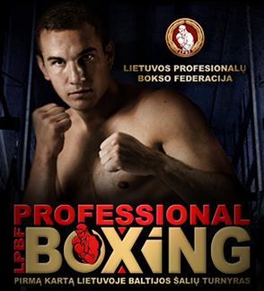 LPBF Profesionalaus Bokso turnyras