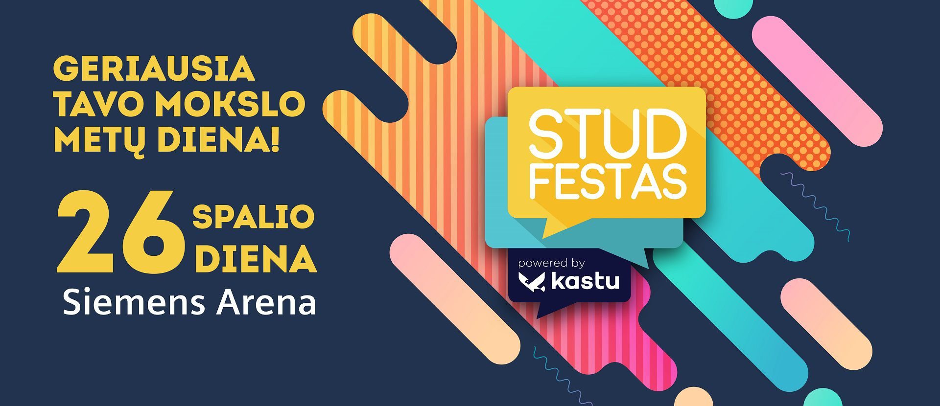 Studfestas - conference about studies and career