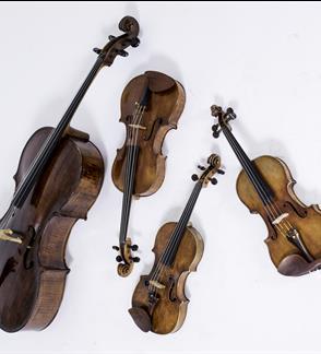 """""""POP & ROCK STRINGS"""" /Styginių kvartetas """"Archi Quartett"""""""