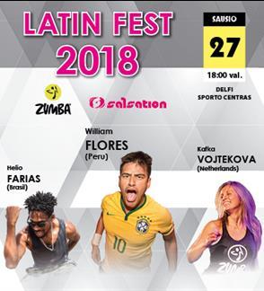 LATIN FEST 2018