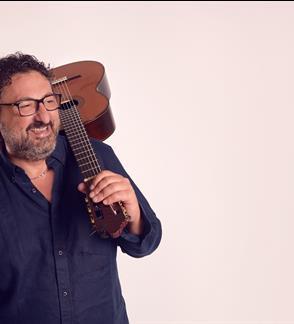Baltijos gitarų festivalis: Aniello Desiderio
