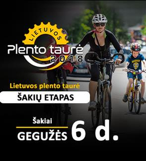 Lietuvos plento taurė | Šakių etapas