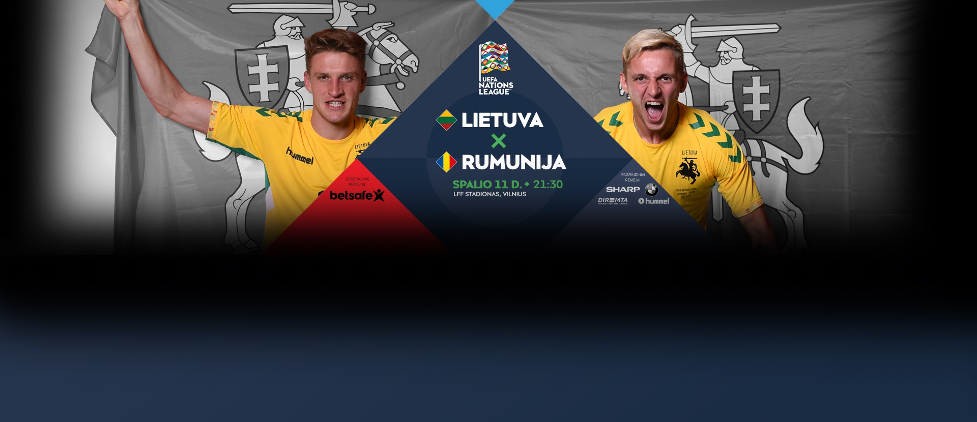 Nations League: Lithuania – Romania