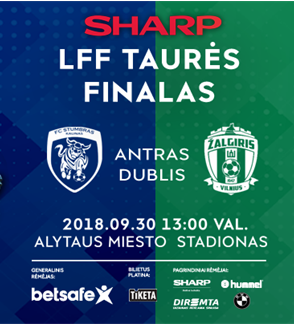 Sharp LFF Cup Final