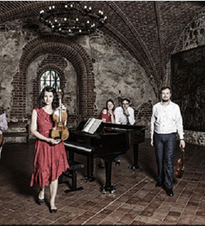 Naujametinis koncertas Trakų pilyje
