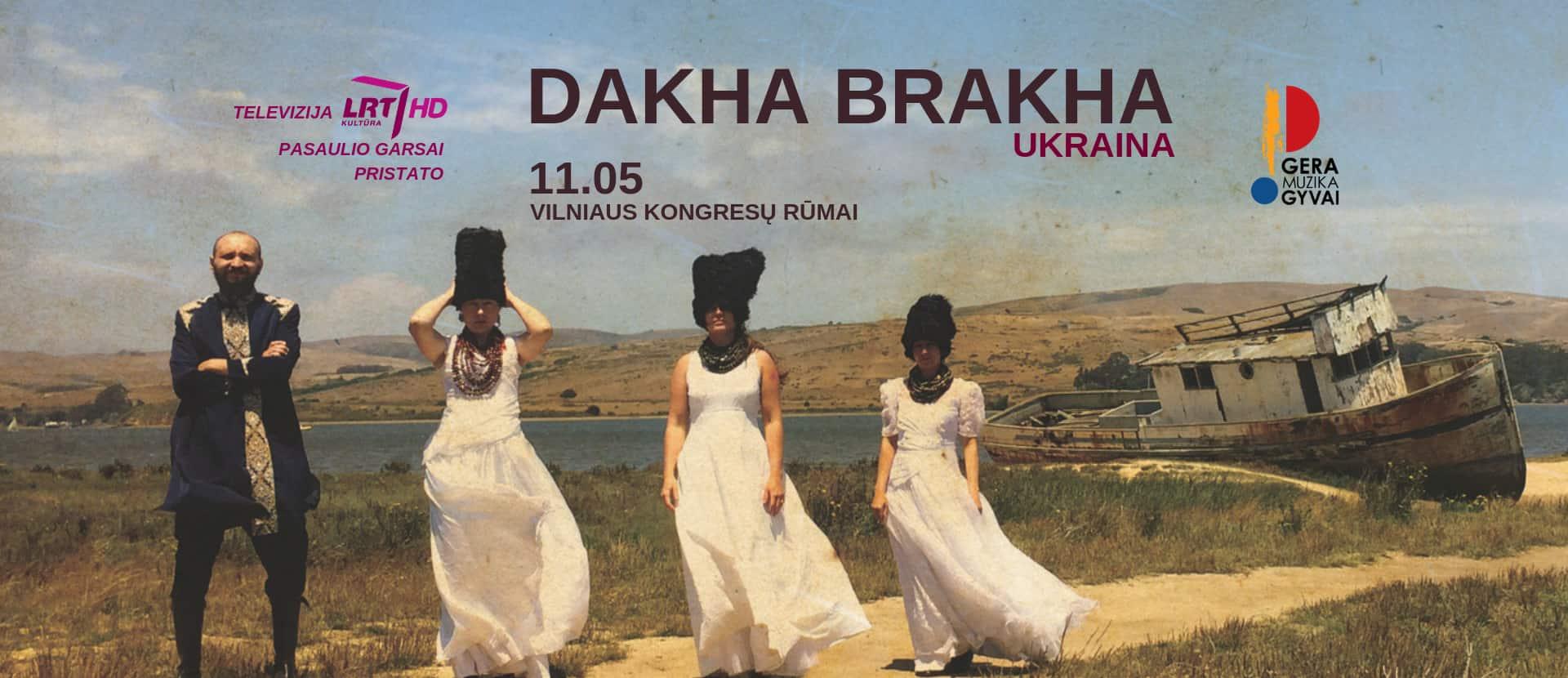 DAKHA BRAKHA (Ukraina)