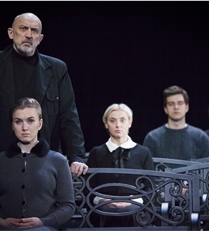 Premjera: MŪSŲ MIESTELIS / Klaipėdos jaunimo teatras / Kjt
