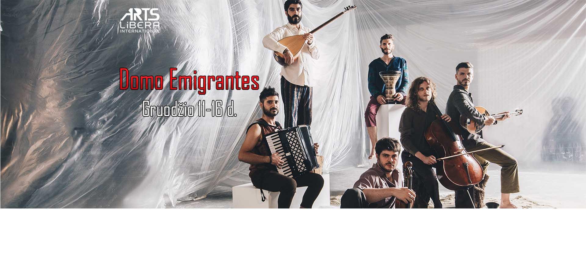 Domo Emigrantes (Italija)