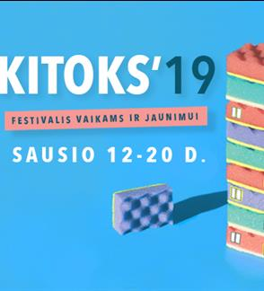 KITOKS'19 | tarptautinis festivalis vaikams ir jaunimui