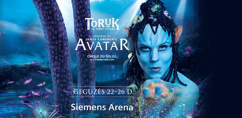 Image D Avatar cirque du soleil - toruk - lt - tiketa