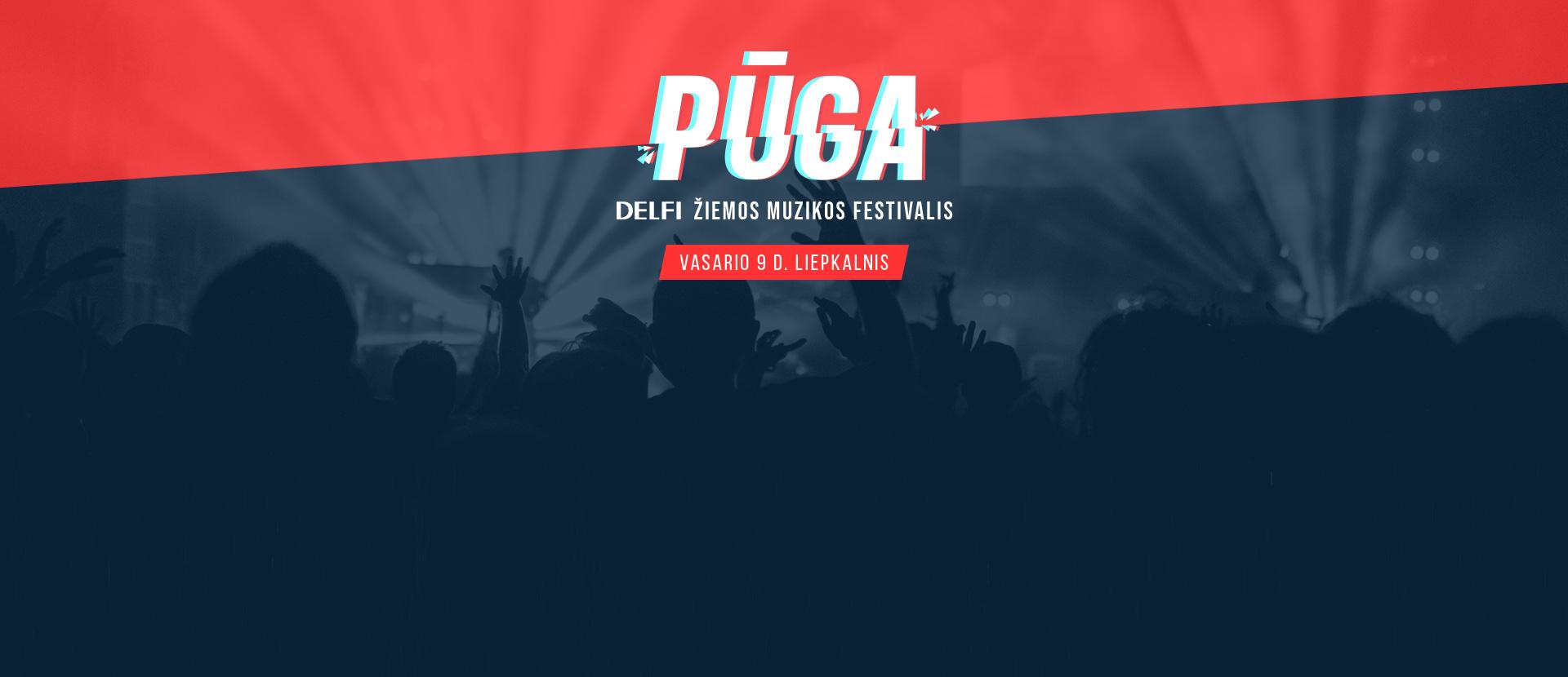 PŪGA winter music festival