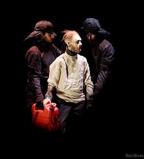 """""""Pelenai"""" (14+) / Plexus Polaire (Prancūzija) / III tarptautinis teatro festivalis """"TheATRIUM"""""""