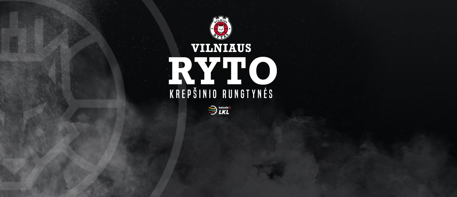 Vilniaus RYTO rungtynės: