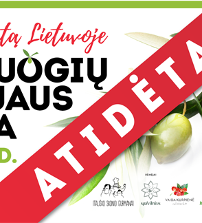 First Olive Oil Day 2022 in Lithuania
