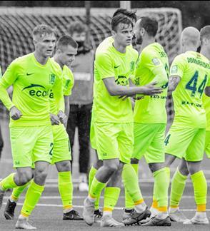 """Vilniaus """"Riteriai"""" futbolo klubo rungtynės A lygoje"""