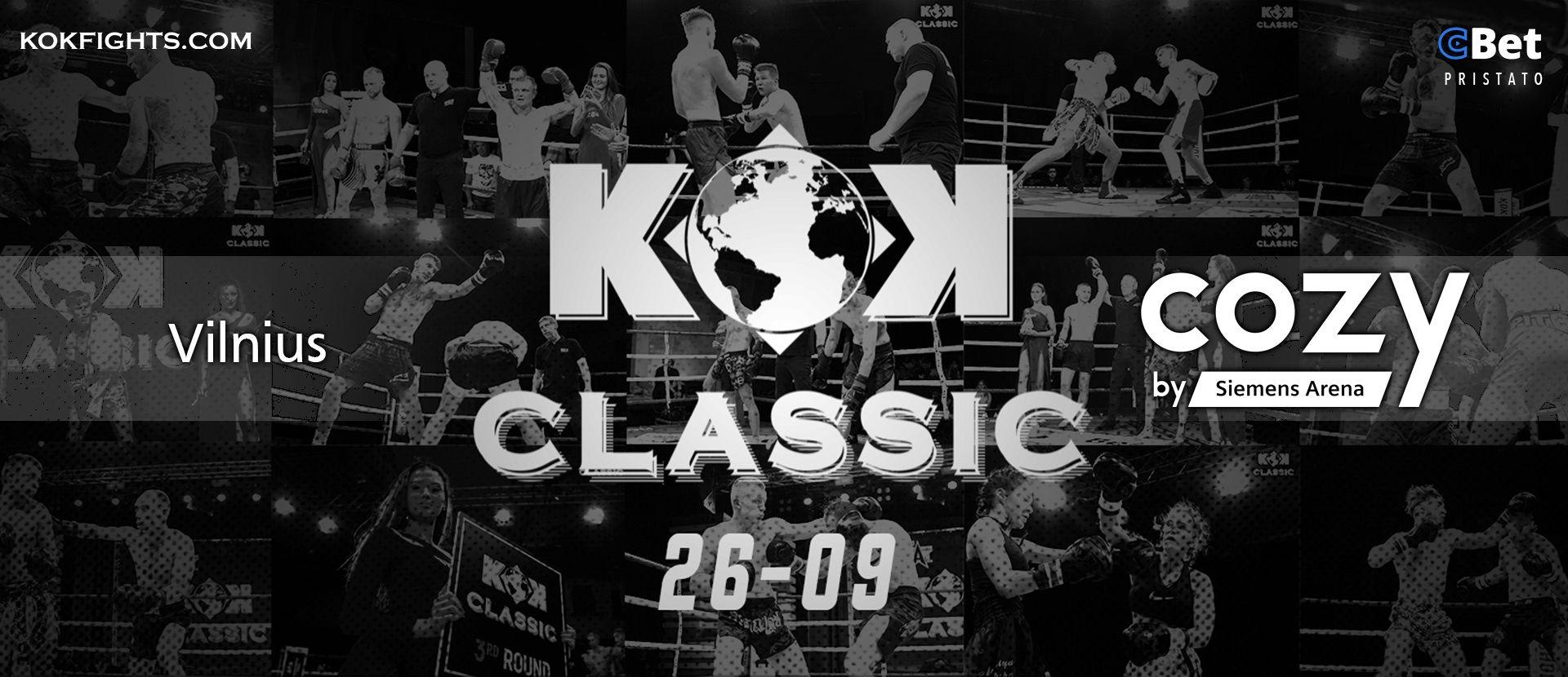 KOK CLASSIC - 3