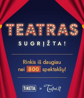 Teatrų sezonas