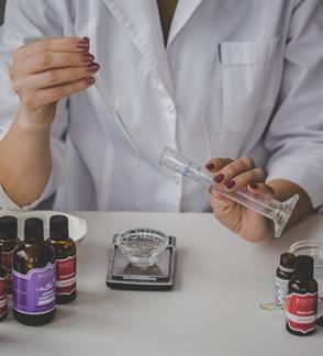 Natūralios kosmetikos dirbtuvės