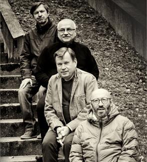 VILNIUS MAMA JAZZ I Petras VYŠNIAUSKAS, Vytautas LABUTIS, Eugenijus KANEVIČIUS, Arkadijus GOTESMANAS