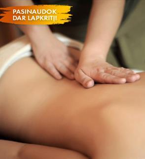 Nugaros terapija Hakim