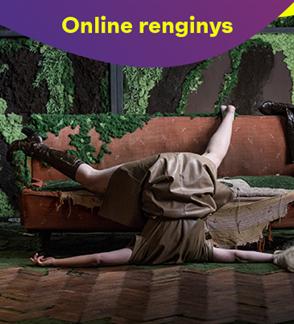 LIVE: PREMJERA. AAT | Artūro Areimos teatro spektaklis TESTAS