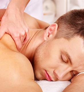 """""""Švediškas"""" giluminis masažas vyrams"""