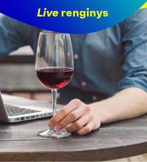 "LIVE: vyno degustacija ""Mitas ar tiesa?"""