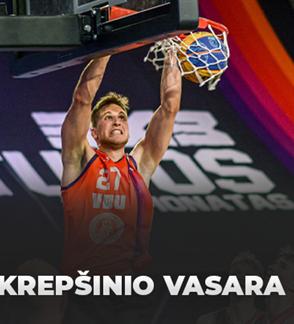 Lietuvos 3x3 čempionato finalas