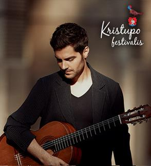 Kristupo festivalis: GITAROS BALSAS