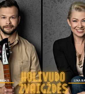XXVI Pažaislio muzikos festivalis HOLIVUDO ŽVAIGŽDĖS