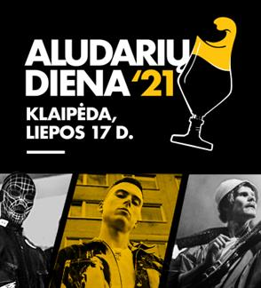 Festivalis ALUDARIŲ DIENA ` 21
