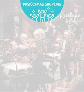Pasiūlymai grupėms: Kristupo festivalis: KARL JENKINS: SYMPHONIC ADIEMUS