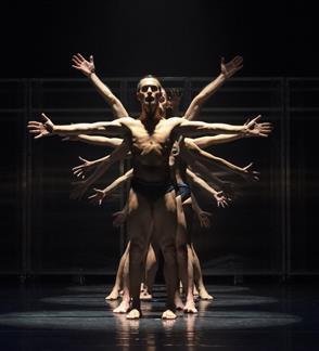 "AURA31: Egri Bianco Danza ""LEONARDO DA VINCI: Anatomie Spirituali"""