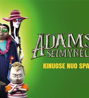 Adamsų šeimynėlė 2 (Skalvija)