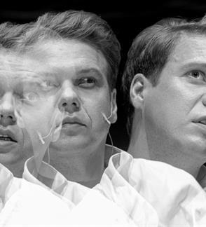 PREMJERA.  Édouard Louis. KAS NUŽUDĖ MANO TĖVĄ,  rež. Antanas OBCARSKAS.