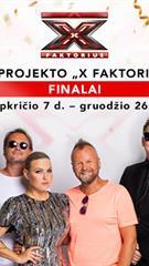 """Projekto """"X faktorius"""" tiesioginiai finalai"""